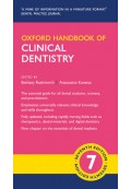 OXFORD HANDBOOK OF Clinical Dentistry 2020
